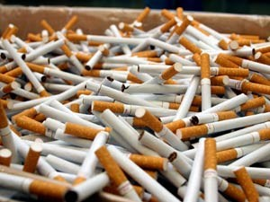 Cigaretes un nikotīns